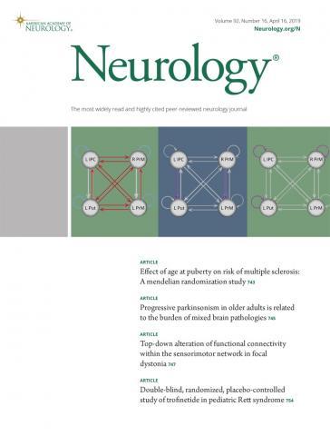 Neurology: 92 (16)