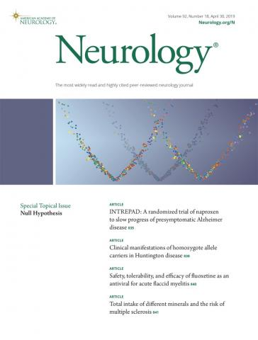 Neurology: 92 (18)