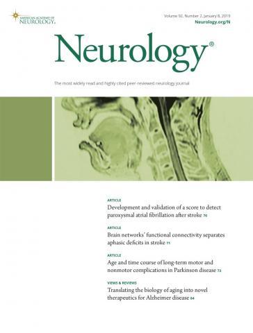 Neurology: 92 (2)