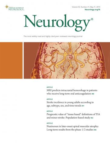 Neurology: 92 (21)
