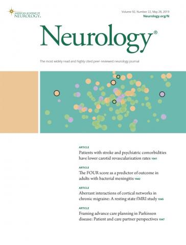 Neurology: 92 (22)
