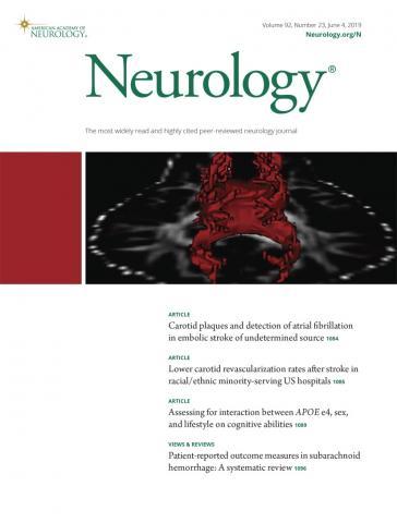 Neurology: 92 (23)