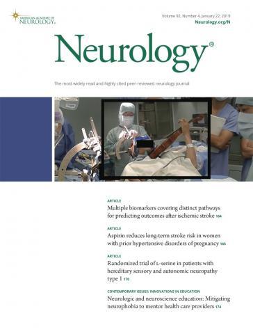 Neurology: 92 (4)