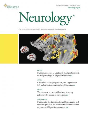 Neurology: 92 (5)