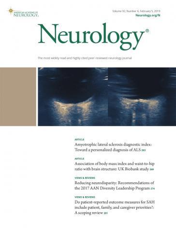 Neurology: 92 (6)