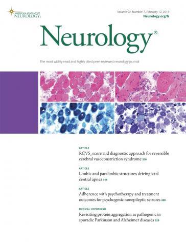 Neurology: 92 (7)