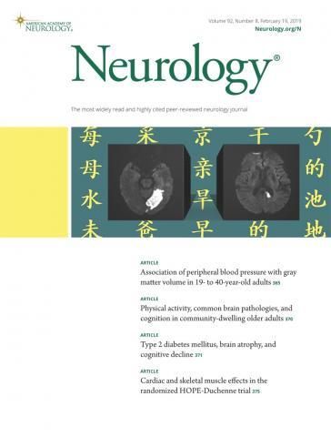 Neurology: 92 (8)