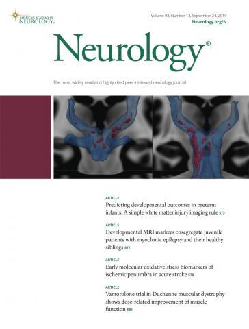 Neurology: 93 (13)