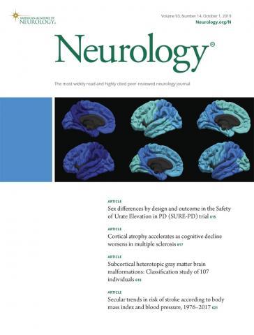 Neurology: 93 (14)