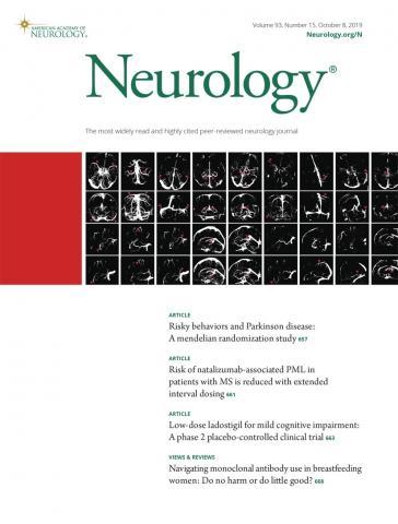 Neurology: 93 (15)