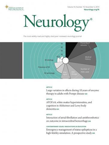 Neurology: 93 (19)