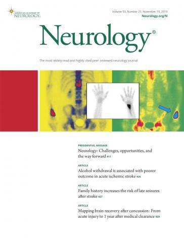 Neurology: 93 (21)