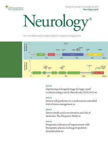 Neurology: 93 (22)
