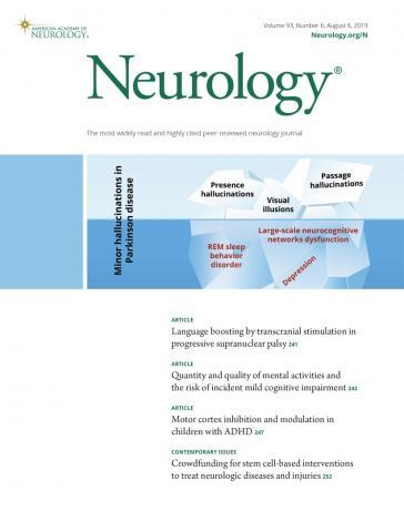 Neurology: 93 (6)