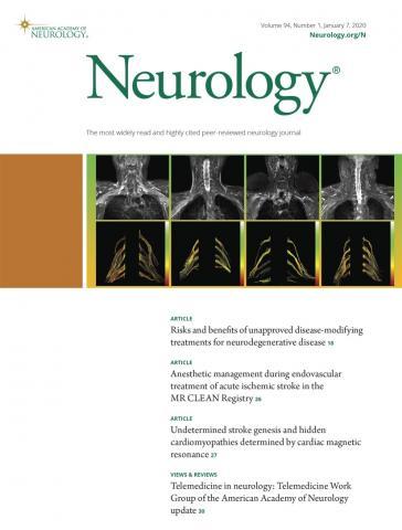 Neurology: 94 (1)