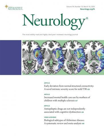 Neurology: 94 (10)