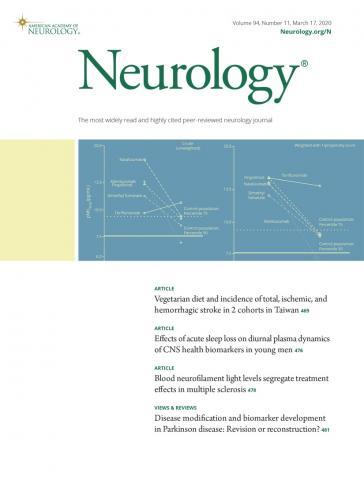 Neurology: 94 (11)