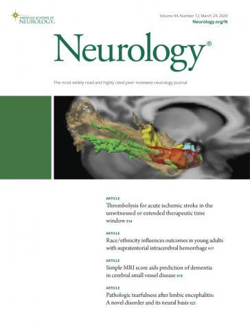 Neurology: 94 (12)