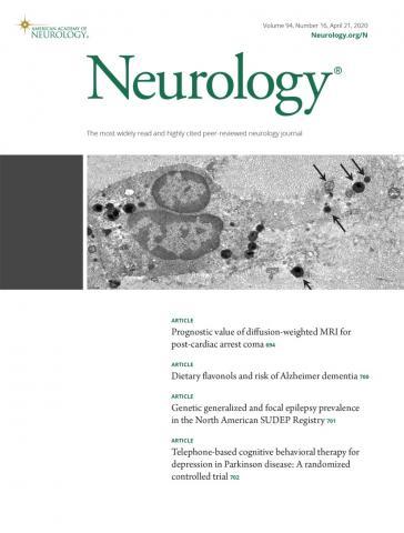 Neurology: 94 (16)