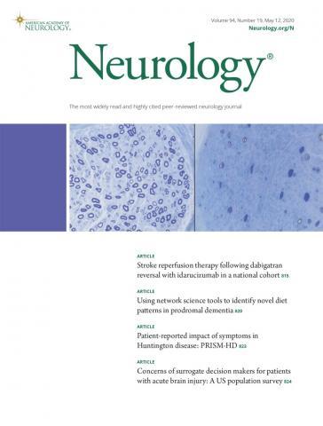 Neurology: 94 (19)