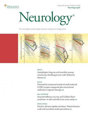 Neurology: 94 (20)