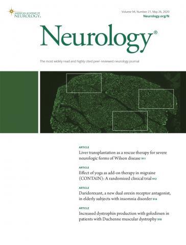 Neurology: 94 (21)