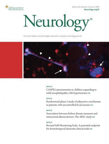 Neurology: 94 (22)