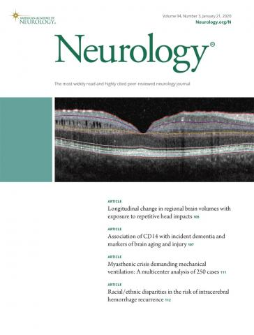 Neurology: 94 (3)