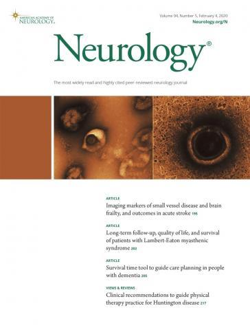 Neurology: 94 (5)