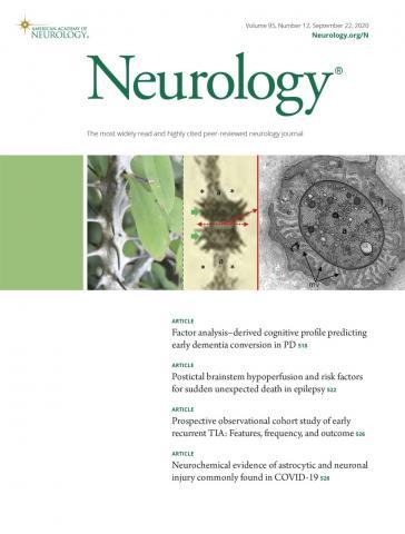 Neurology: 95 (12)