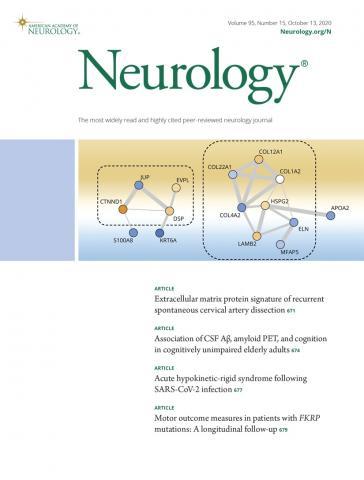 Neurology: 95 (15)