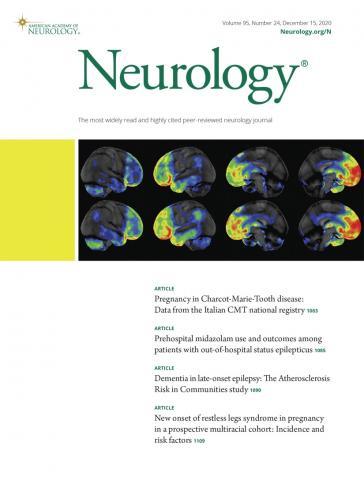 Neurology: 95 (24)