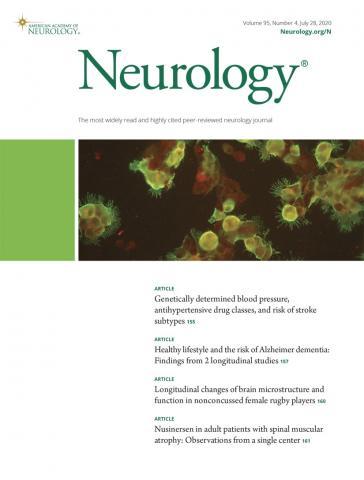 Neurology: 95 (4)