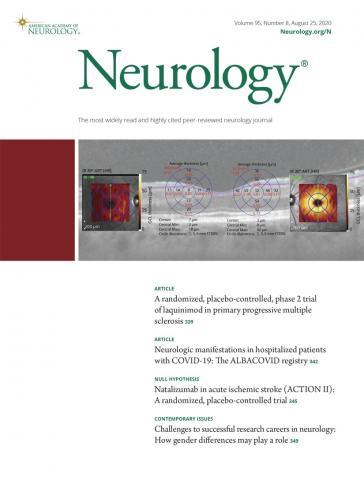 Neurology: 95 (8)