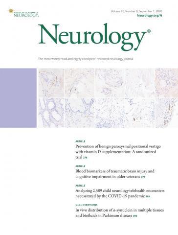 Neurology: 95 (9)