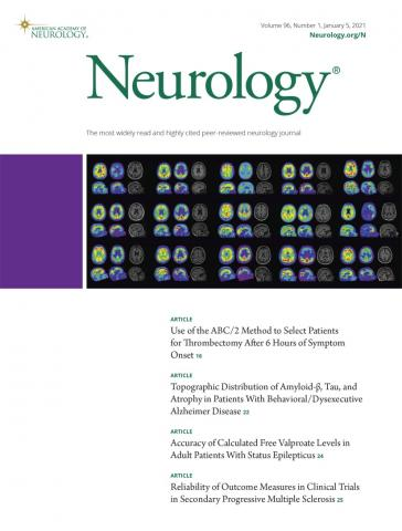 Neurology: 96 (1)