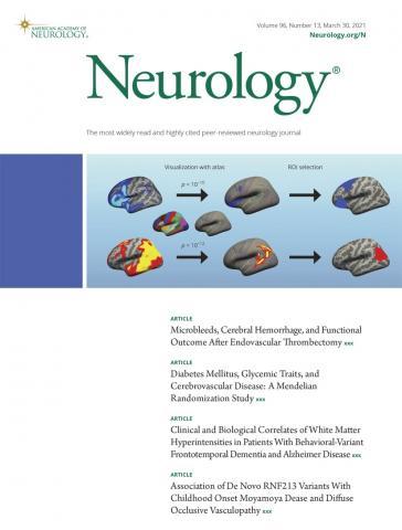 Neurology: 96 (13)