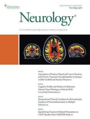 Neurology: 96 (14)