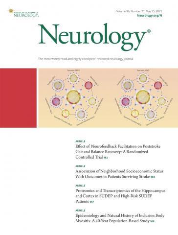 Neurology: 96 (21)