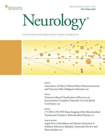 Neurology: 96 (22)