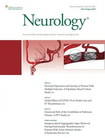 Neurology: 96 (23)