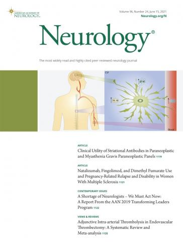 Neurology: 96 (24)