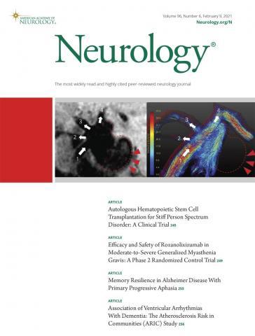 Neurology: 96 (6)
