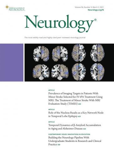 Neurology: 96 (9)