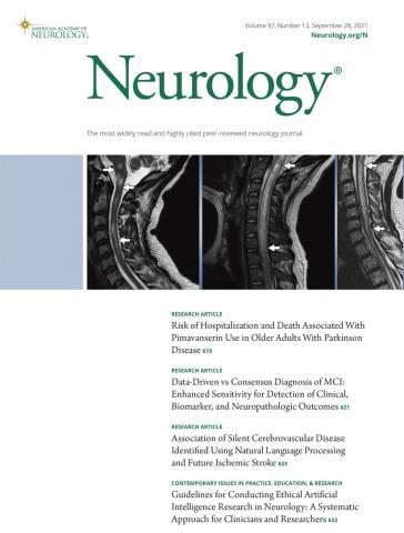 Neurology: 97 (13)