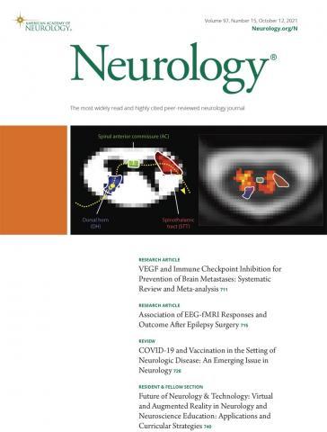 Neurology: 97 (15)