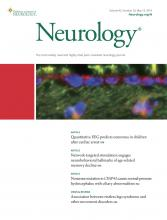 Neurology: 92 (20)
