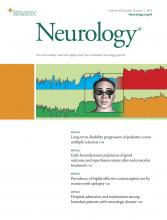 Neurology: 92 (24)