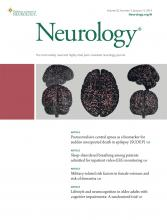 Neurology: 92 (3)