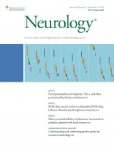 Neurology: 93 (12)